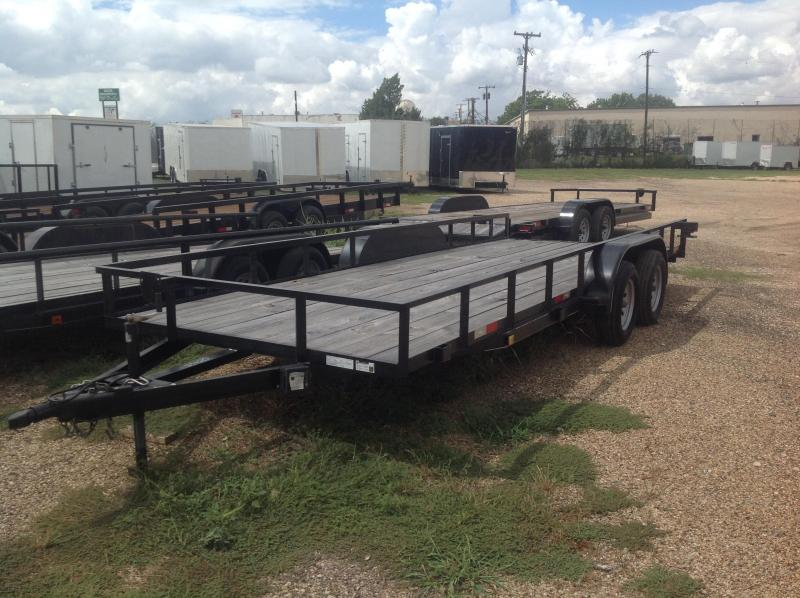 2018 Salvation 83x20 Utility Trailer