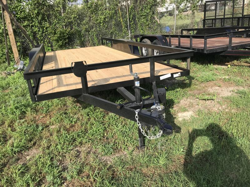 2019 Salvation 83x16 Utility Trailer