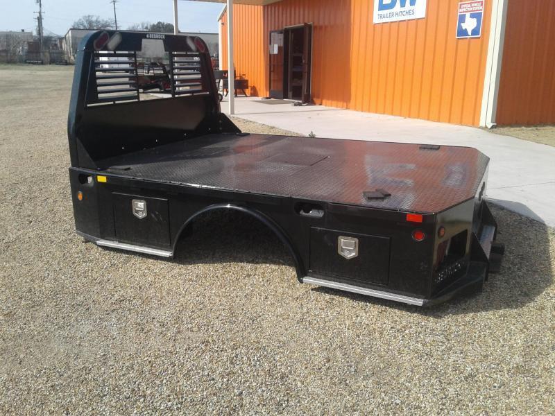 2018 Bedrock GRANITE SERIES Truck Bed