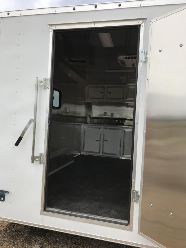 2019 Salvation 8.5x14 Vending / Concession Trailer