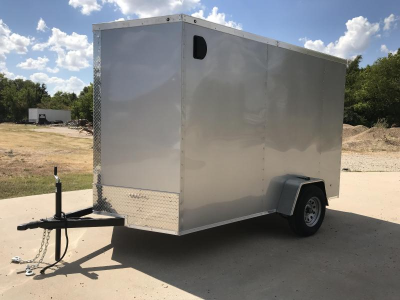 2020 Salvation 6x10 Enclosed Cargo Trailer