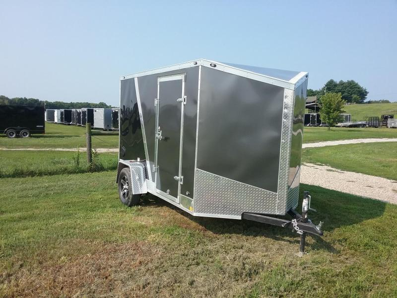 6X10 Stealth Titan Enclosed Cargo Trailer