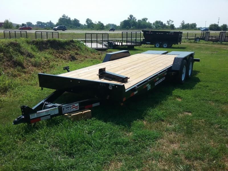 7X20 Liberty Equipment Trailer