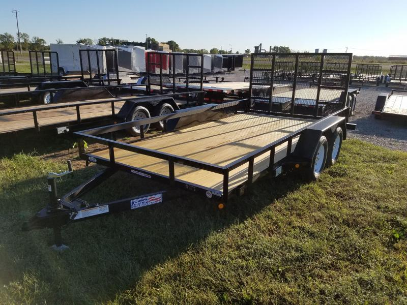 NEW Liberty 82X14 UTILITY Utility Trailer