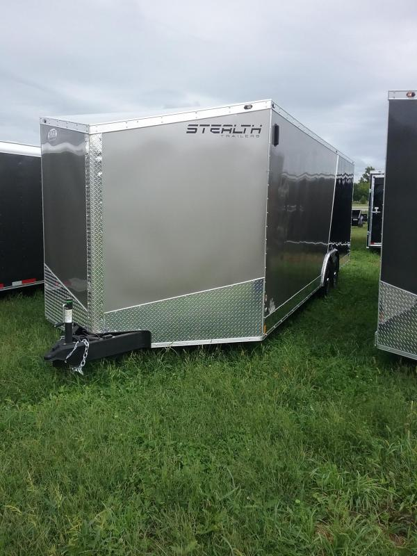 2019 Stealth Trailers Titan 8.5x24 Enclosed Cargo Trailer