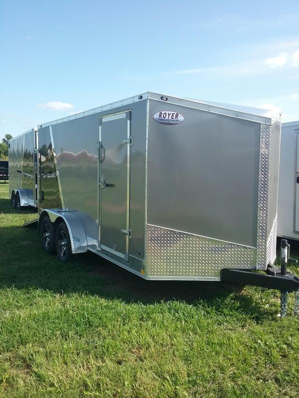 2019 Stealth Trailers Titan 7x14 Trailer Enclosed Cargo Trailer