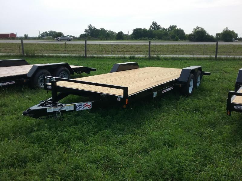 10K 20 Foot Liberty Car / Racing Trailer