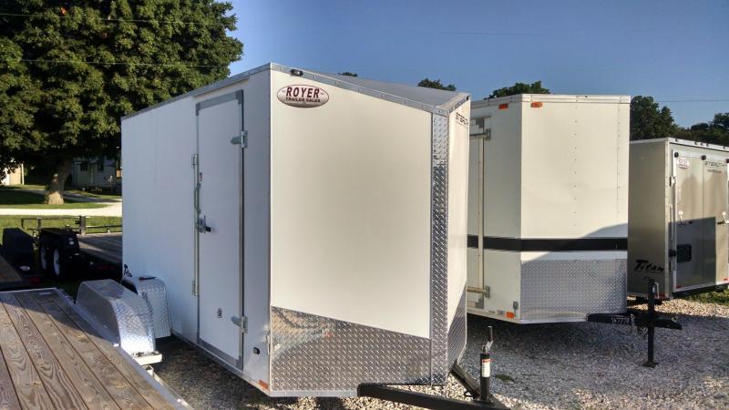 6x10 Stealth Trailers Titan SE Cargo / Enclosed Trailer
