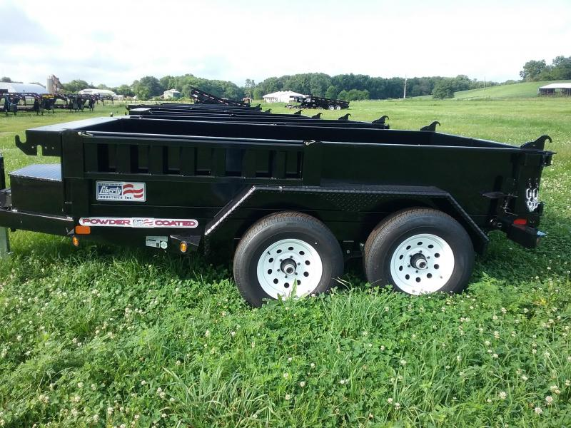 2019 Liberty dum Dump Trailer