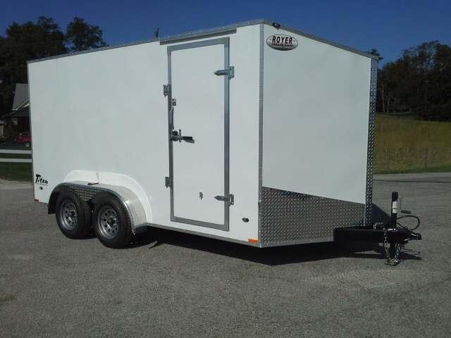 Stealth Titan SE 7x14 Enclosed/Cargo Trailer