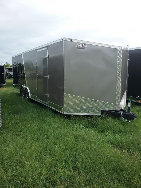 2019 Stealth Trailers 8.5x24 Stealth Titan Enclosed Cargo Trailer