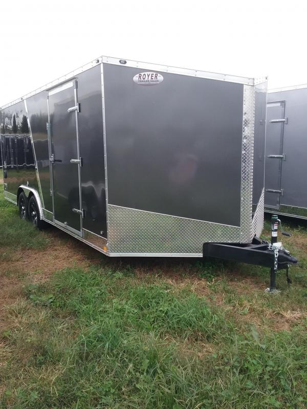 2019 Stealth Trailers Titan 8.5x20 Enclosed Cargo Trailer