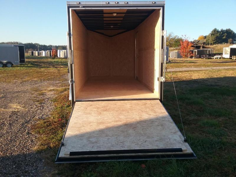 2019 Stealth Titan 7x16 (12 Additional Height) Enclosed Cargo Trailer