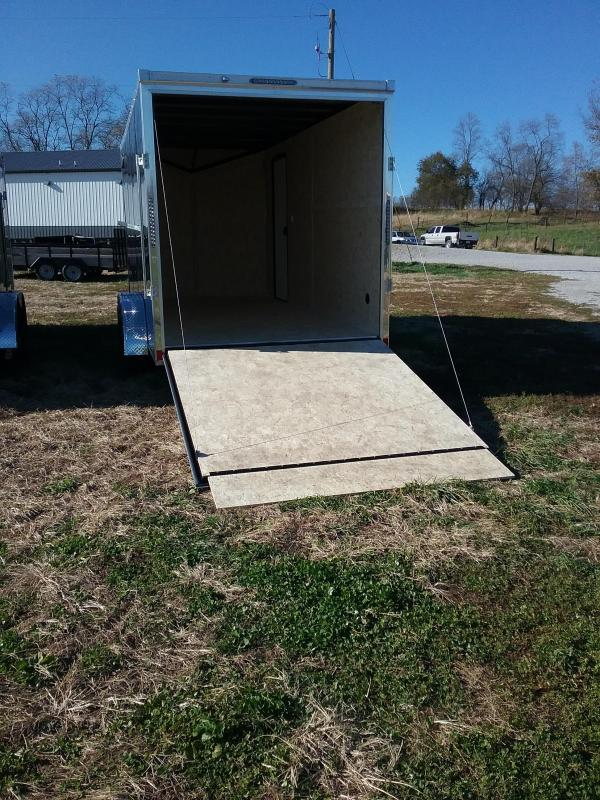 "2019 IMPACT TREMOR (+12"" ADDITIONAL HEIGHT) Enclosed Cargo Trailer"