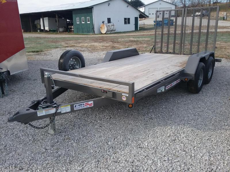 2019 Liberty LE10K16CS Equipment Trailer
