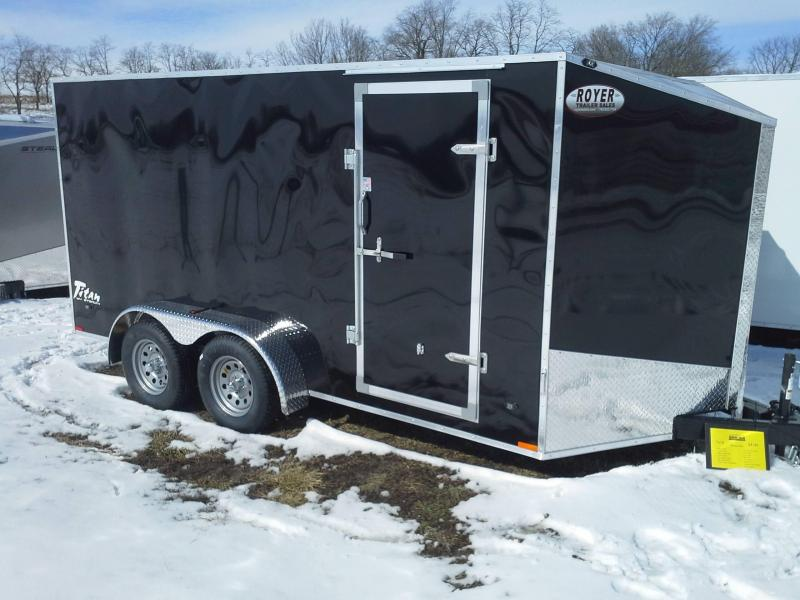 Stealth 7x14 Enclosed Trailer