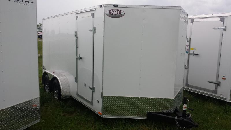 NEW Stealth Trailers 7x14 Titan Enclosed Cargo Trailer