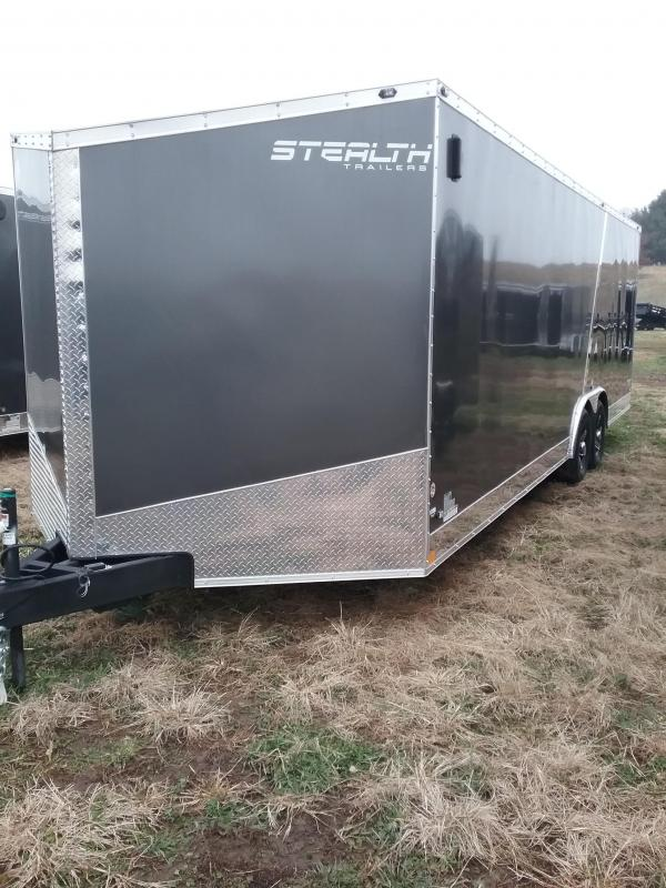 2019 Stealth Trailers Titan Enclosed Cargo Trailer