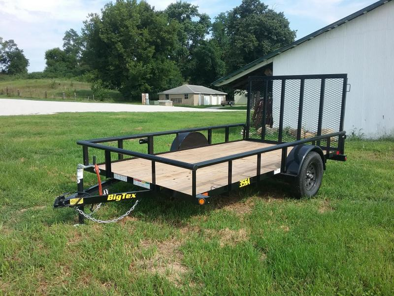 6.5X12 Big Tex Utility Trailer