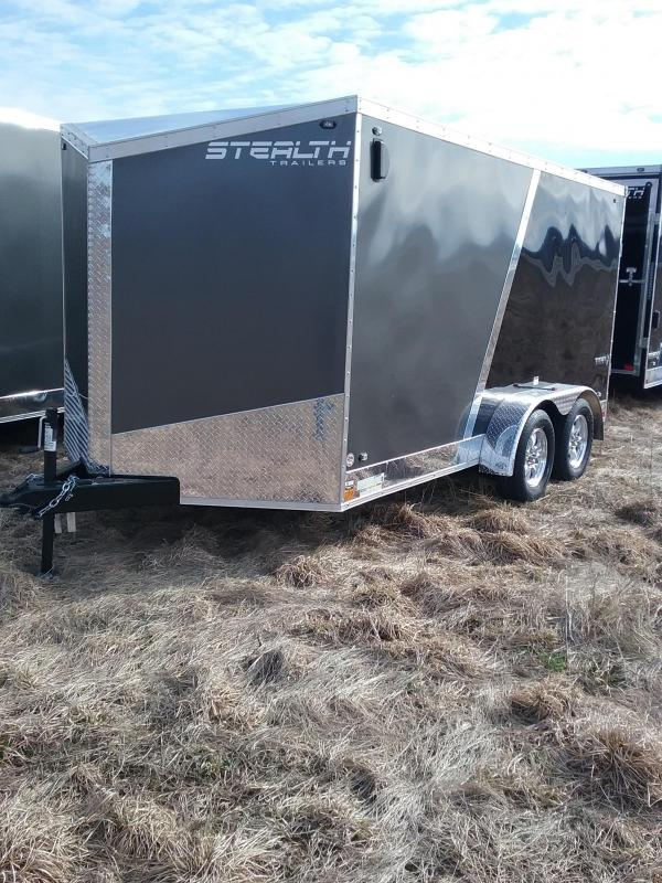 2019 Stealth Titan 7x14 Enclosed Cargo Trailer