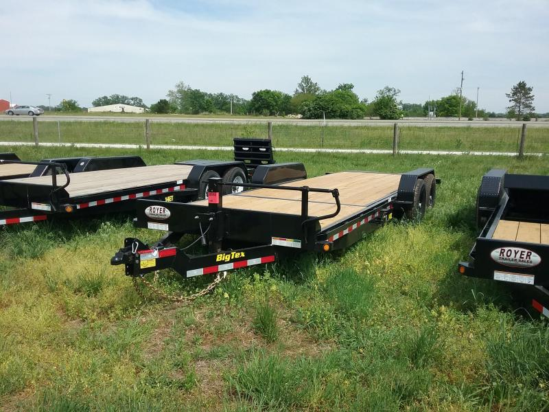 14TL 16 Plus 6 Big Tex Equipment Trailer