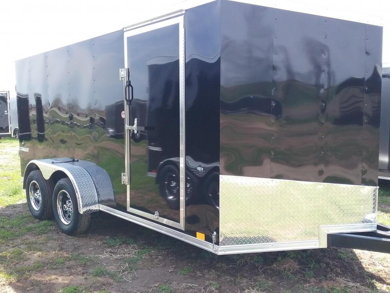 2020 Formula Trailers 7x14 Enclosed Cargo Trailer