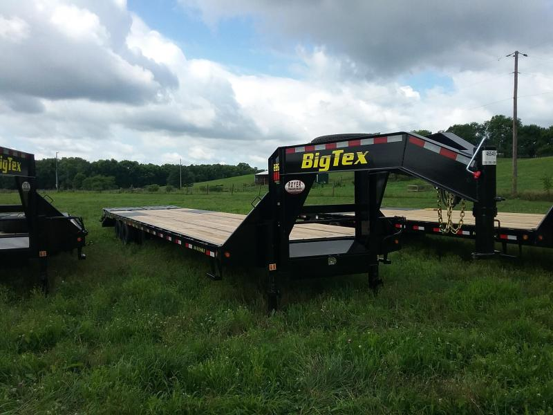 22GN 35 Plus 5 Big Tex Gooseneck Equipment Trailer