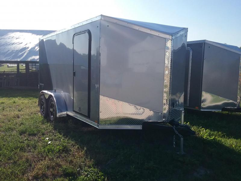 7X14 Impact Shockwave Enclosed Cargo Trailer