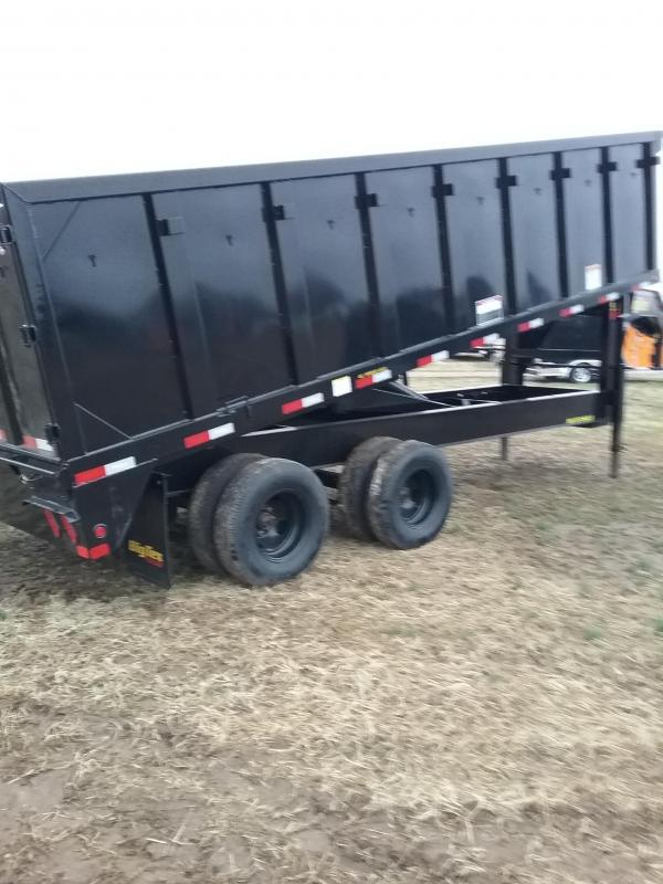 2019 Big Tex 25DU Dump Trailer