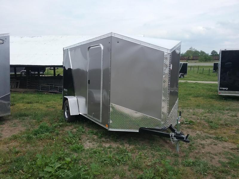 6X12 Impact Tremor Enclosed Cargo Trailer