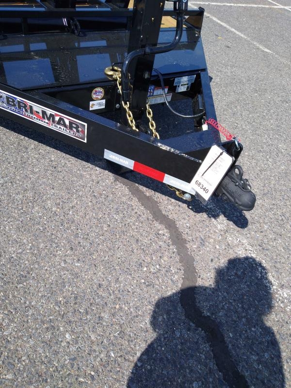 2020 Bri-Mar EH18-16HD Equipment Trailer