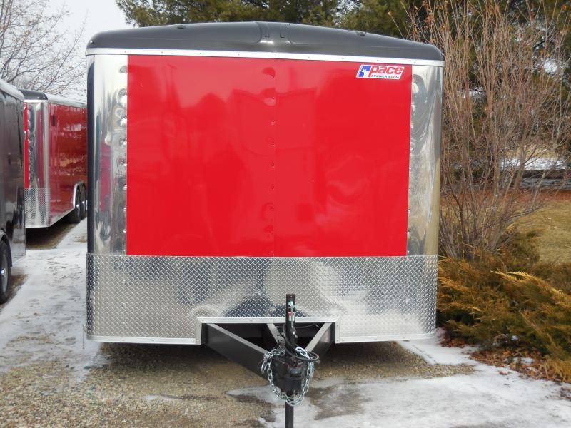 2018 Pace American CS85X18TE2 Enclosed Cargo Trailer