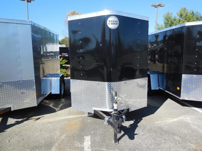 2017 Wells Cargo FT5101 Enclosed Cargo Trailer