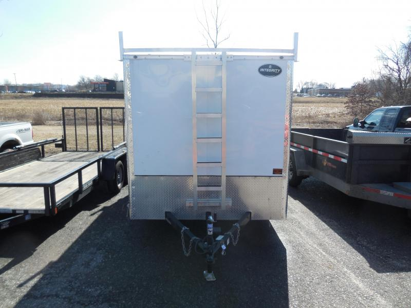 2018 Integrity Trailers HL7X14T Enclosed Cargo Trailer