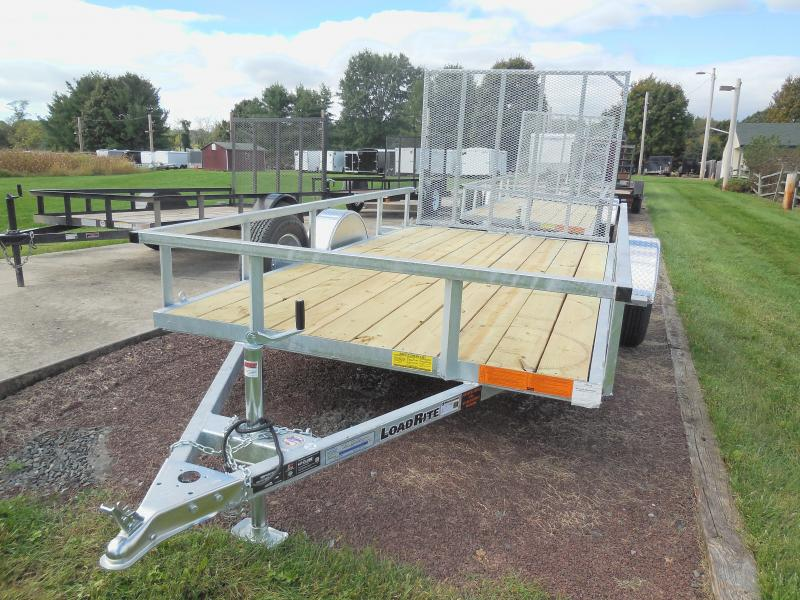 2019 Load Rite UT6512 Enclosed Cargo Trailer