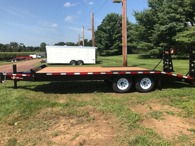 2019 B-Wise EDB20-15 Equipment Trailer
