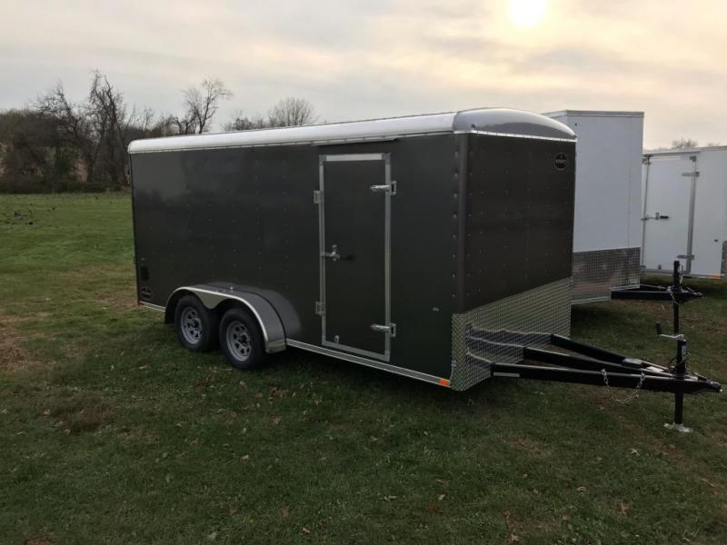 2019 Integrity Trailers PL7X16T Enclosed Cargo Trailer