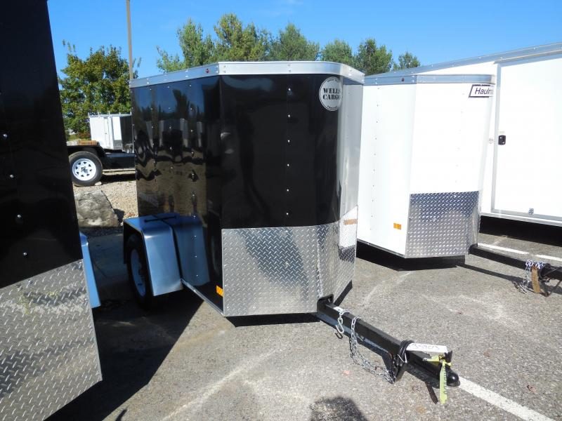 2018 Wells Cargo FT461 Enclosed Cargo Trailer