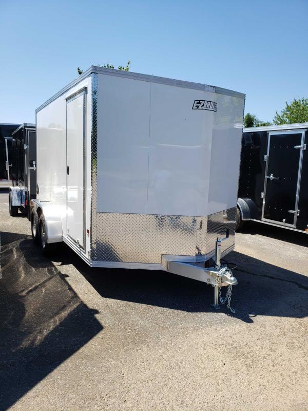 2019 EZ Hauler EZEC7X12 Enclosed Cargo Trailer