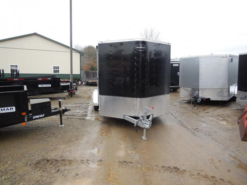 2018 Integrity Trailers TL7X14TV Enclosed Cargo Trailer