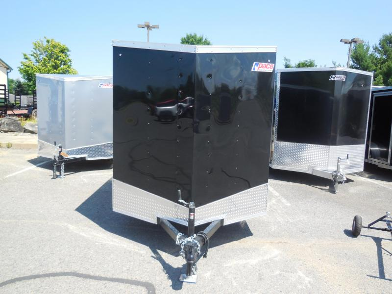 2020 Pace American OB6X10SI2DLX Enclosed Cargo Trailer