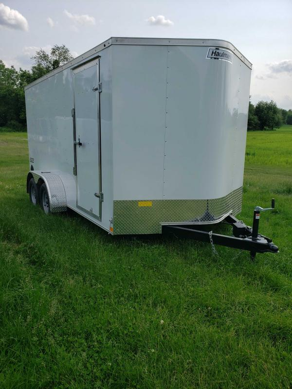 2019 Haulmark PP714T2-D Enclosed Cargo Trailer