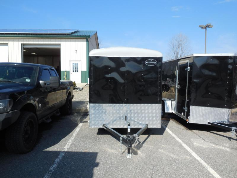 2018 Integrity Trailers PL6X12 Enclosed Cargo Trailer