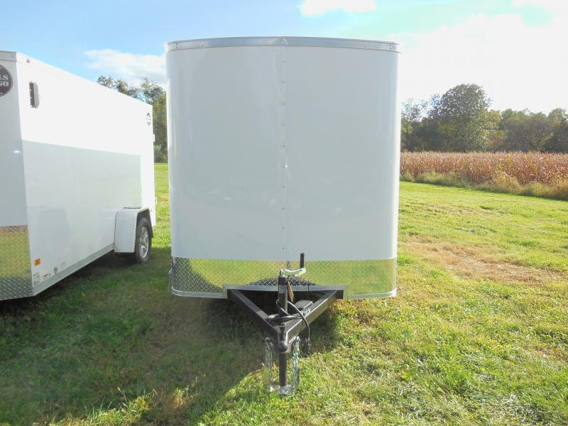 2019 Look Trailers STLC6X12SE2 Enclosed Cargo Trailer