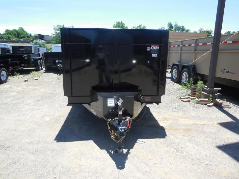2018 Bri-Mar DT612LP-LE-10-H Dump Trailer