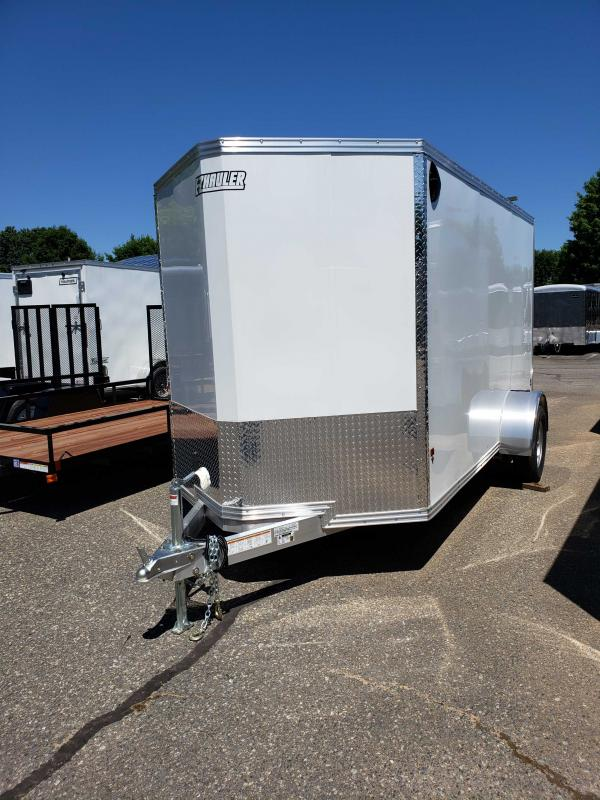 2019 EZ Hauler EZEC6X12 Enclosed Cargo Trailer