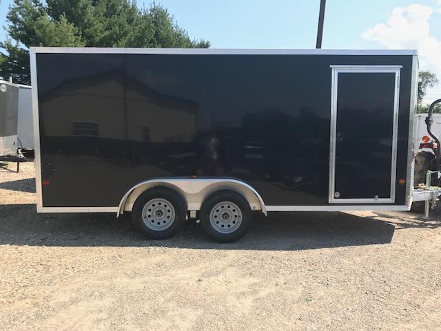 2017 EZ Hauler EZEC7X16 Enclosed Cargo Trailer