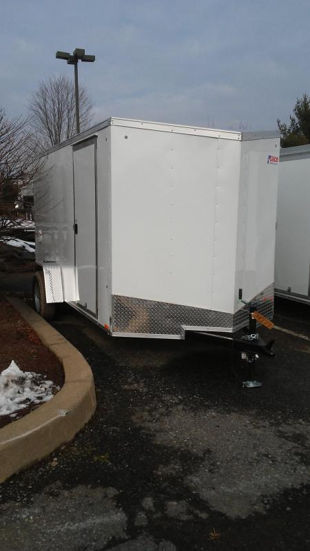 2019 Pace American OB6X12SI2 Enclosed Cargo Trailer