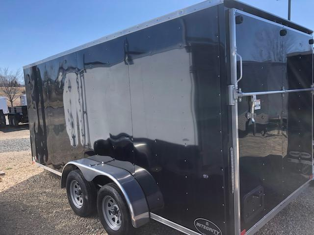 2019 Integrity Trailers TL7X16TV Enclosed Cargo Trailer