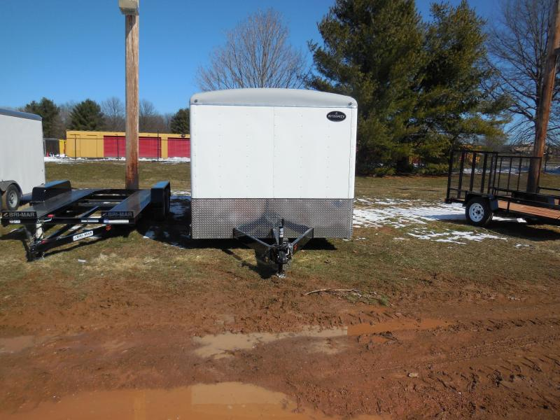 2018 Integrity Trailers PL8X20T Enclosed Cargo Trailer